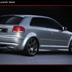 Audi A3  /Standaufnahme